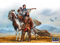 On the Great Plains, Indian War Series 1/35