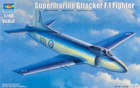 Supermarine Attacker F.1 1/48