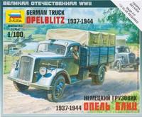 Opel Blitz German Truck 1/100