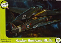 "Hawker Hurricane Mk.IIc ""Night Fighter"" 1/72"