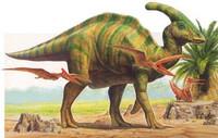 Parasaurolophus Diorama Set 1/35