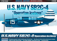 "US Navy SB2C-4 ""Operation Iceberg"" 1/72"