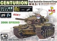 Centurion RAAC MK5/1 Vietnam 1/35