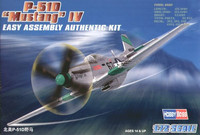 North American P-51D Mustang IV 1/72