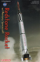 Redstone Rocket with Mercury Spacecraft 1/72