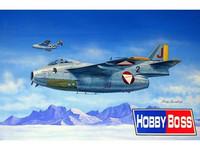 """Saab J-29F Tunnan """"Flying Barrel"""" 1/48"""