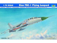 Chinese XI'AN FLYING LEOPARD FBC-1 1/72