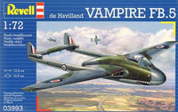 DeHavilland Vampire FB-5 1/72