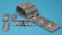 "Tracks for T-34 M1943 ""wafer"" 1/35"