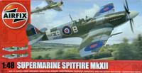 Supermarine Spitfire MkXII 1/48