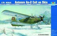 ANTONOV AN-2 COLT ON SKIS 1/72