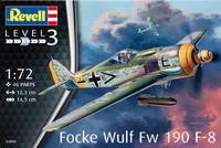 Focke Wulf Fw 190 F-8 1/72