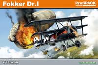 """Fokker Dr.I """"Profipack"""" 1/72"""