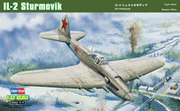 IL-2 Ground attack aircraft 1/32