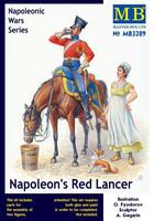 Napoleon's Red Lancer 1/32