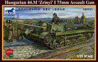 """Hungarian 44.M """"Zrinyi"""" I 75mm Assault Gun 1/35"""