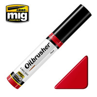 Red Oilbrush