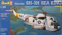 Sikorsky SH-3H Sea King 1/48