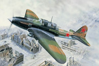 IL-2M Ground attack aircraf 1/32