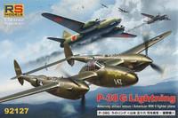 P-38G Lightning 1/72