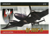 Messerschmitt Bf 110C-6 (Limited Edition) 1/72