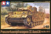 PzKpfw III Ausf.N 1/48