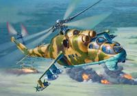 Mil Mi-24 Hind 1/48