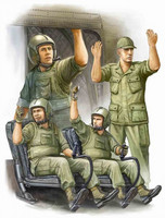 US ARMY CH-47 CREW IN VIETNAM 1/35