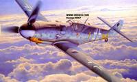 Messerschmitt BF109G-6  1/32