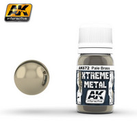 Xterme Metal Pale Brass