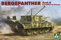 Bergepanther Ausf.A Assembled by Demag with Full Interior 1/35