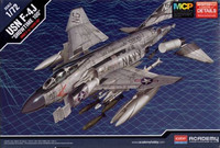 "McDonenell F-4J Phantom ""Showtime 100"" 1/72"