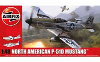 North American P-51D Mustang 1/48