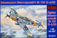 Messerschmitt Bf-109 G-6/R3 1/48