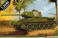 """T-34/85 Soviet Medium Tank """"No.112 Factory Production"""" 1/35"""