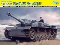 10.5cm StuH.42 Ausf.E/F (Smart kit) 1/35