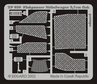 Flakpanzer Möbelwagen 3.7cm FlaK Mesh Set