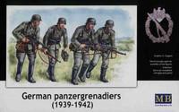 German Panzergrenadiers (1939-42) 1/35