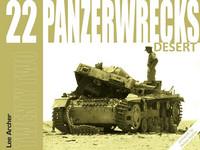"Panzerwrecks Vol.22 ""Desert"""