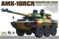 AMX-10RCR (French Army 1980-Present)