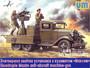 Quadruple Maxim MG on GAZ AAA Chassis 1/48