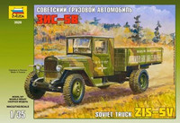 ZIS-5 Soviet Light Truck 1/35