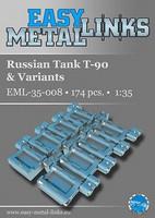 T-90 Russian MBT Tracks