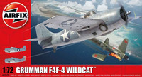 Grumman F4F-4 Wildcat (New Tooling) 1/72