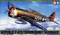 Republic P-47D Thunderbolt Razorback 1/48