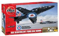 RAF Benevolent Fund BAe Hawk T.1 1/72