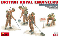 British Royal Engineers 1/35