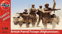 British Patrol Troops (Afganistan) 1/48
