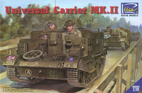 Universal Carrier Mk.II (Full Interior) 1/35