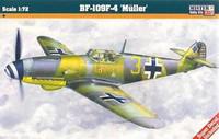 """Messerschmitt BF-109f-4 """"Muller"""""""